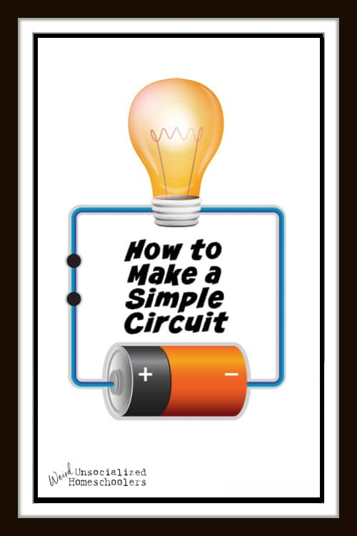 Discovering Electricity! How to make a simple circuit